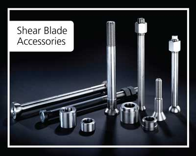 Shear Blade Accesories