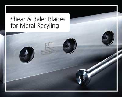Shear & Baler Blades