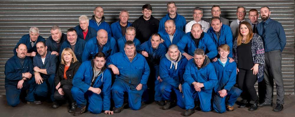 The ETM Team